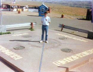 Four Corners   Twelve Mile Circle