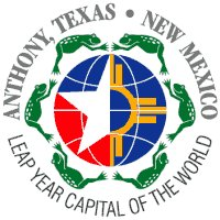 Anthony Texas New Mexico Leap Year