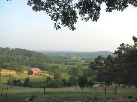 Agriculture of the Blue Ridge Mountains