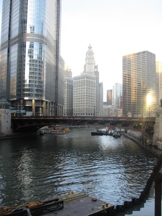 Chicago River at State Street