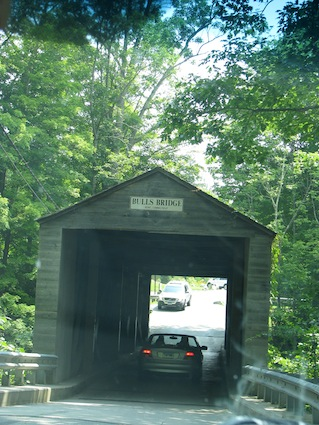 Bulls Covered Bridge