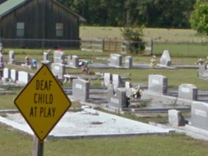 Deaf Playground Cemetery
