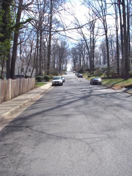 City of Falls Church Poplar Drive