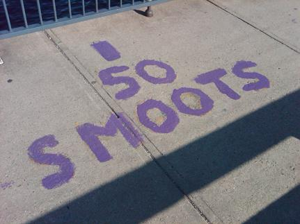 Marked in Smoots