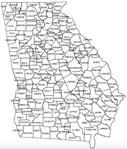 Georgia Counties