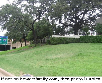 The Grassy Knoll at Dealey Plaza