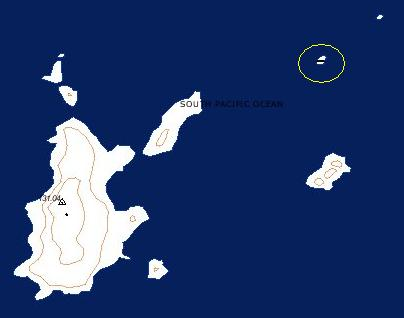 Hogan Islands - Boundary Islet