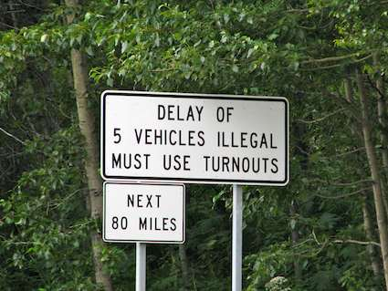 Maintain the Speed Limit