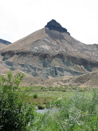 John Day Fossil Beds Sheep Rock