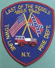 Confederate Fire Department