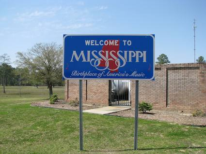 Welcome to Mississippi, Birthplace of America's Music