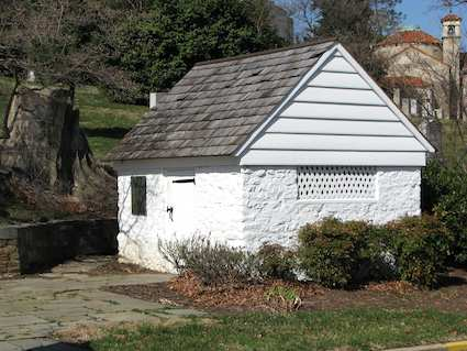 Nearly Oldest Building in Maryland