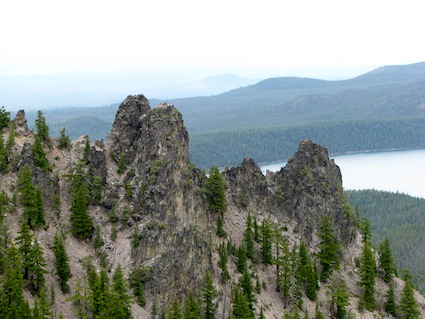 Paulina Peak Newberry Volcanic Monument