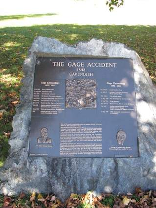 Phineas Gage Accident