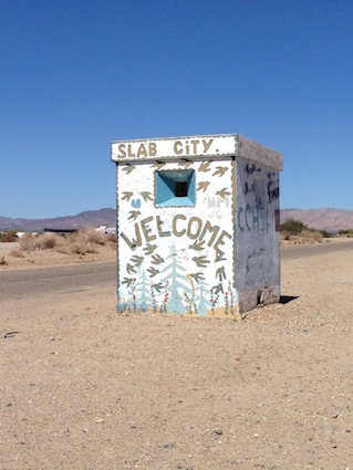 Slab City Salton Sea
