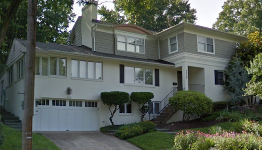 Sandra Bullock's Childhood Home