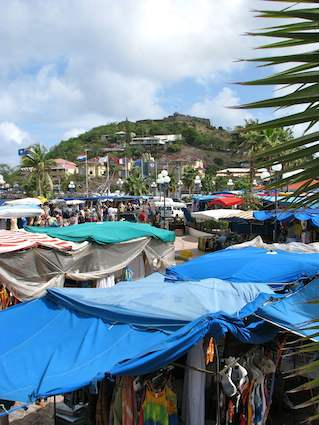 Open Air Market on Wednesday