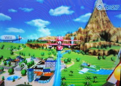 wii Sports Resort - Air Sports - Island Flyover