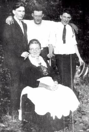 William, George, Elzear, and Jane (Hayes) Howder