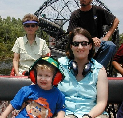 [Airboat Ride]