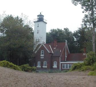 Lighthouse at Presque Isle State Park