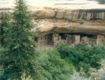 Spruce Tree House - Mesa Verde National Park