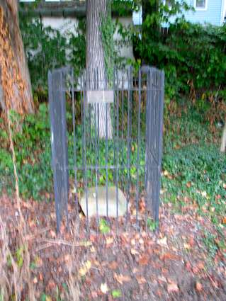 Washington DC Boundary - Stone SW5