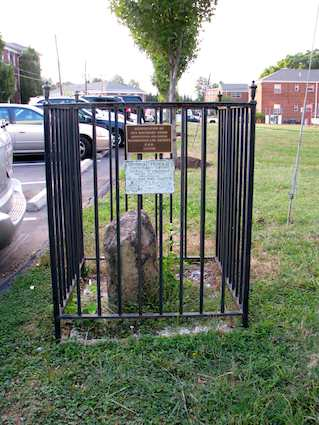 Washington DC Boundary - Stone SW8