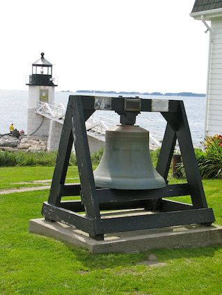 Lighthouse Fog Bell