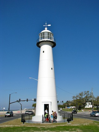 Gulf of Mexico Lighthouse