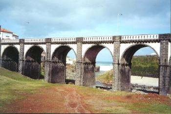 Bridge Over Ribeira Grande