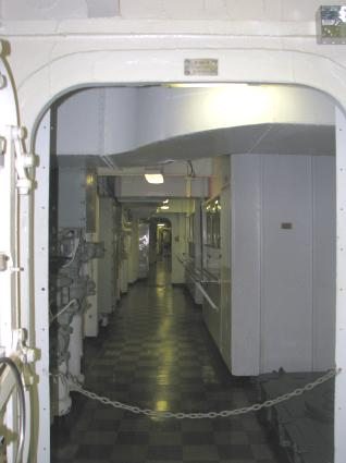 Living on an Aircraft Carrier