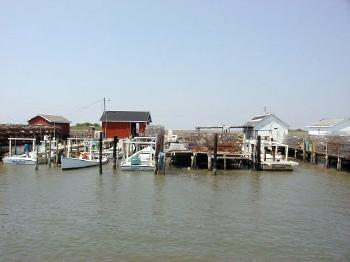 Watermen's Piers