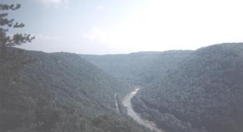 Appalachian Mountain Gorge