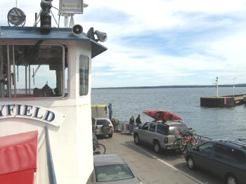 Bayfield Ferry