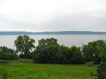 Site of Fort St. Antoine
