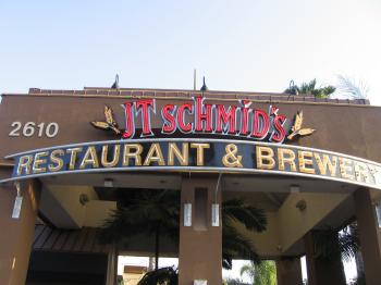 JT Schmid's Restaurant and Brewery Anaheim