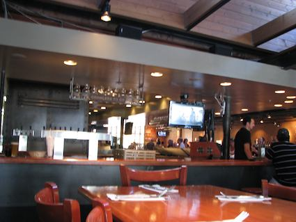 Red Rock Brewing Company Bar
