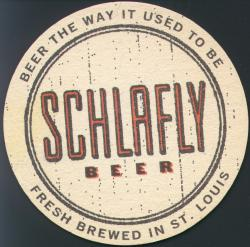 Tap Room Schlafly Brand Beers Breweriana Amp Map