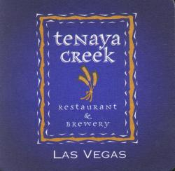 Tenaya Creek Restaurant & Brewery Coaster