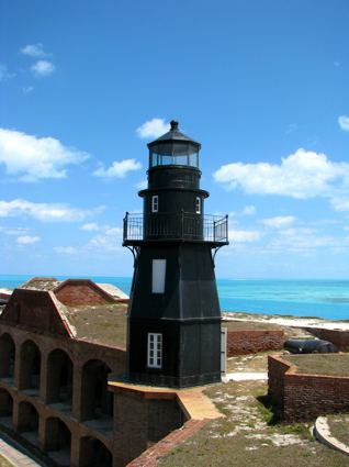 Dry Tortugas Lighthouses (with map, video \u0026 photos)